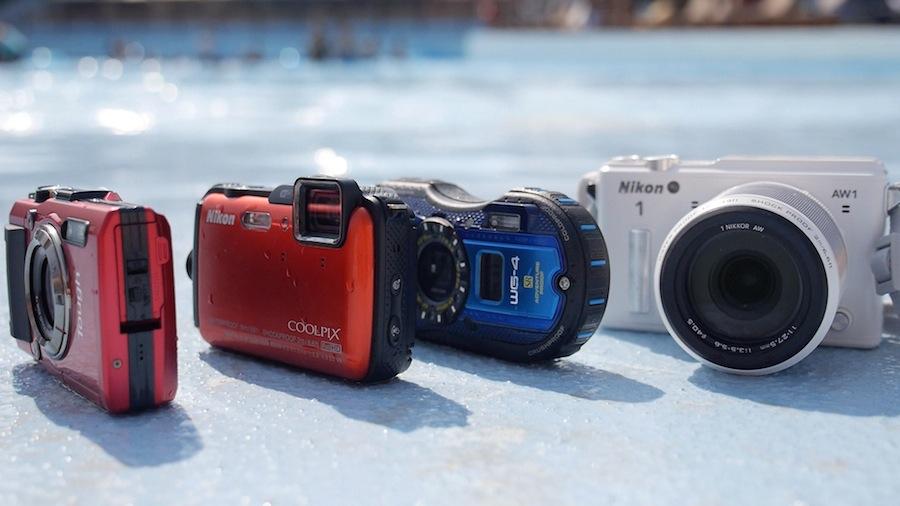 Waterproof-cameras