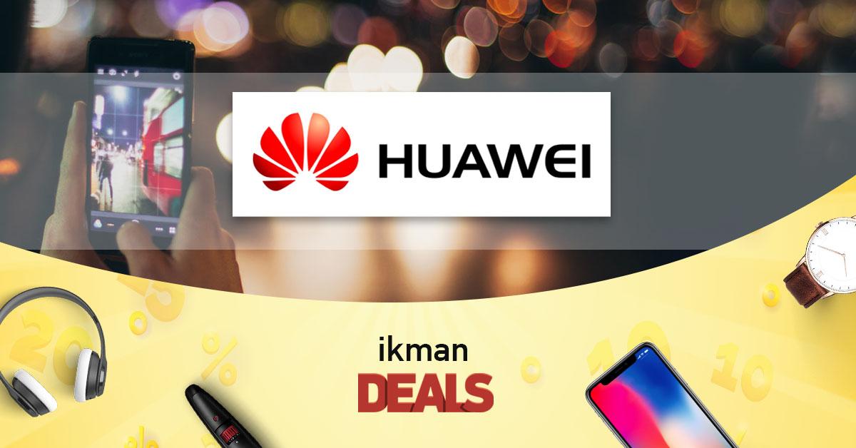 Photo of ikman ගනුදෙණුකරුවන්ට  Huawei ස්මාර්ට්ෆෝන් සඳහා විස්මය ජනක වට්ටම්