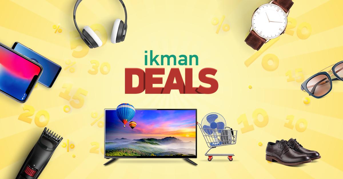 Photo of සුපිරි වාසි ගෙනෙන ikman Deals